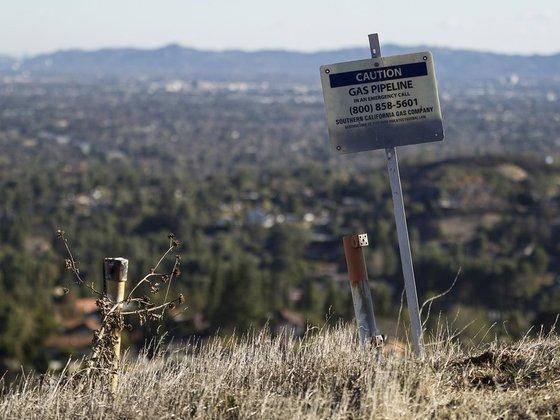 加州甲烷泄漏凸显天然气气候风险