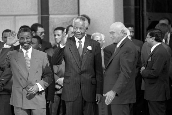 图图大主教讲述南非的和解故事(一):黑人为什么宽恕白人