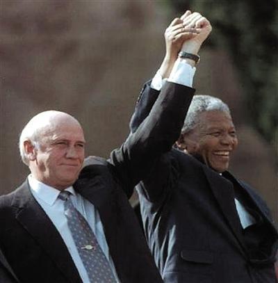 南非的和解(三):人上人与人下人的双重解放