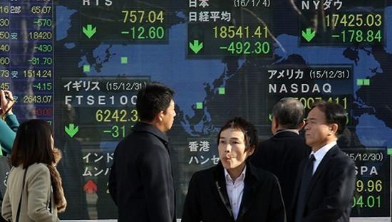 人民币飙涨  欧股日股大幅反弹