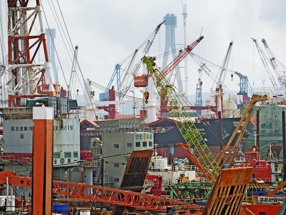 图说:中国大规模的海外投资计划