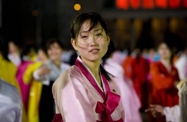 北朝鲜的女人(独家组图)