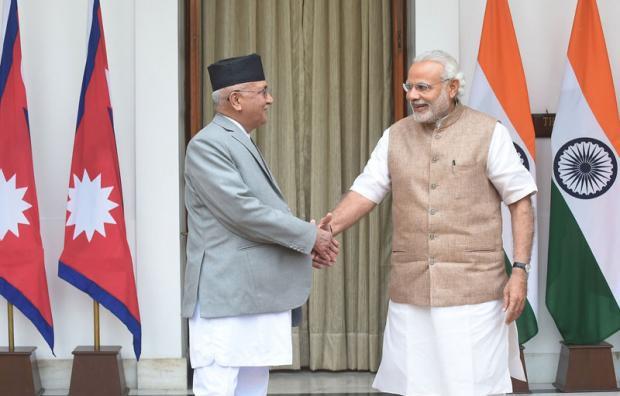 尼泊尔总理为何还是首访印度?