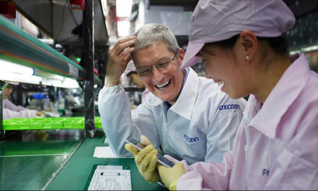 敢叫板美国政府的苹果公司,为何要向中国环保组织认怂?