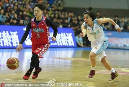 台北女控卫给高大的大陆女篮上了一课