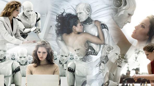 未来,人类与机器究竟是什么关系?