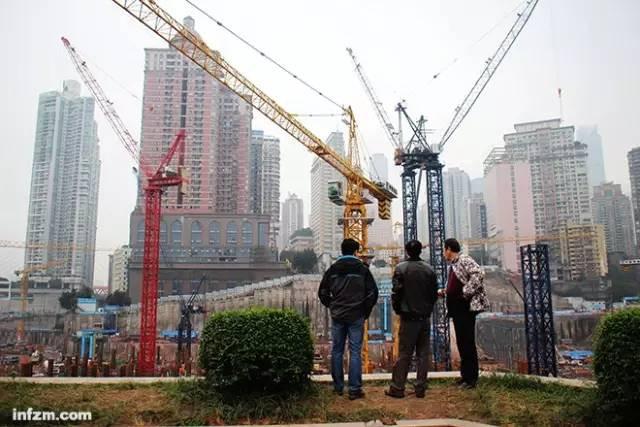 重庆的后发优势和政府前瞻性