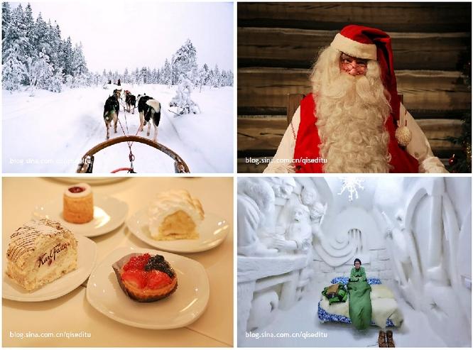 中途停留在芬兰,逍遥雪国