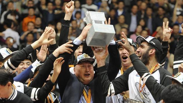 请尊重四川的总冠军