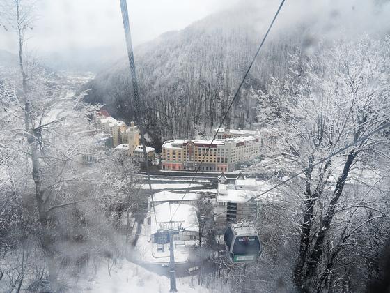 索契冬奥会的环境负遗产