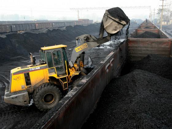 中国煤炭消费量到达峰值了吗?