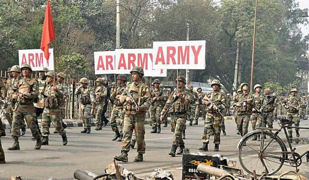印度的种姓战争