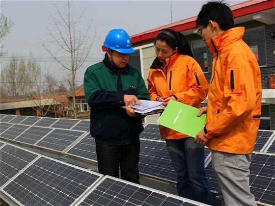 """中国""""十二五""""气候行动盘点"""