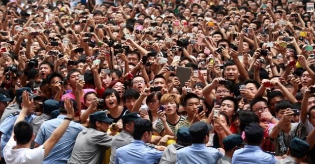 中国的经济会空中解体吗?(修改稿)
