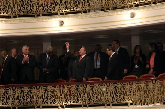 从奥巴马演讲现场的细节看古巴的国情