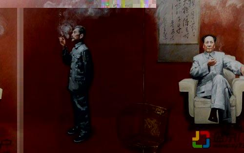 """【读史】钱理群:鲁迅与毛泽东——""""圣人""""之争,亦或政治与文艺之争?"""