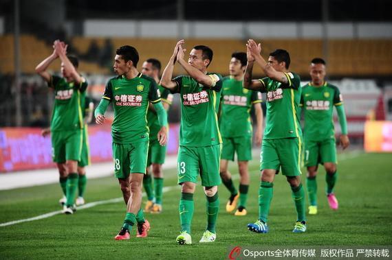 北京球迷能容忍国安低迷多久?