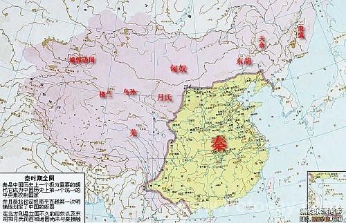 [转载]中国历代版图