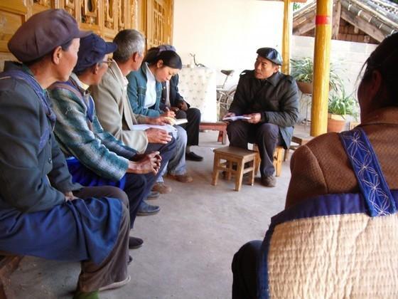 采访:于晓刚和他的云南生态保护项目