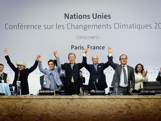 """气候金融:""""后巴黎时代""""的齐心协力"""