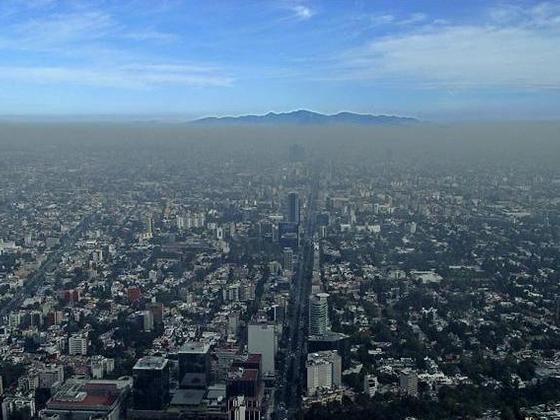 墨西哥城如何将大气污染削减过半
