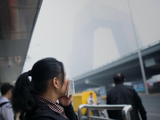 京津冀PM2.5达标路线图
