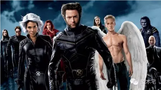 寻找X-MAN