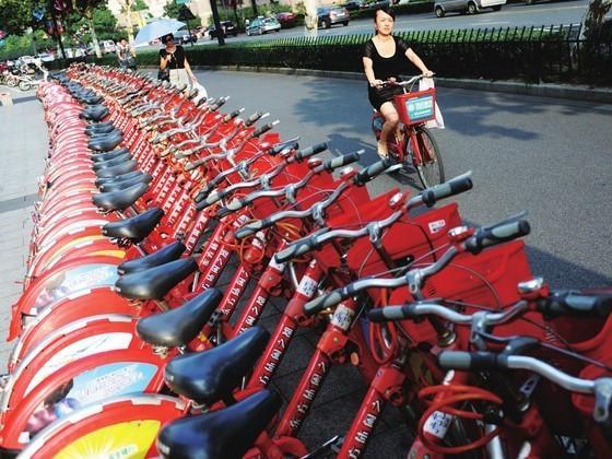 杭州:自行车上的低碳转型