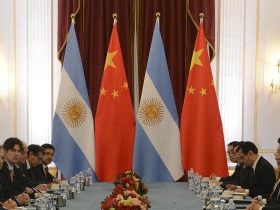 中国在阿根廷再无特殊待遇