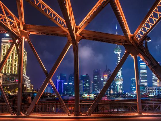 中国哪些省份基础设施易受气候变化威胁?