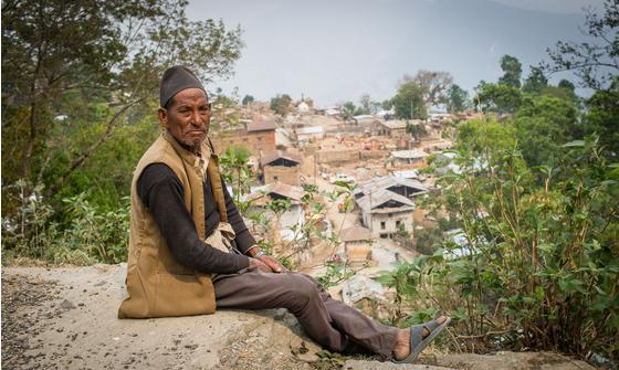 一年过去了,尼泊尔地震幸存者依旧无家可归