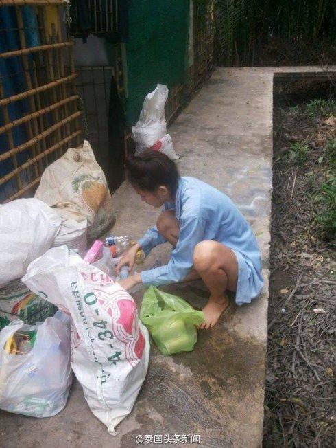 江湖小人物第十五个故事:垃圾西施
