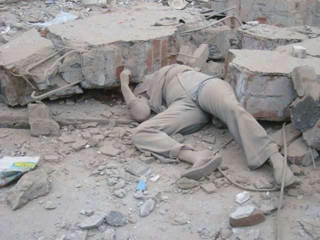 朱大可:汶川地震八周年纪念——谁杀死了我们的孩子?