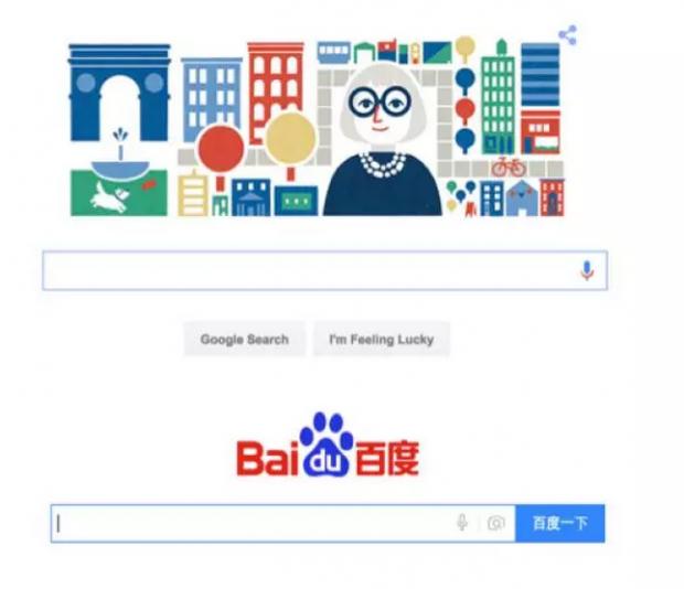 谷歌和百度的差距并不在搜索