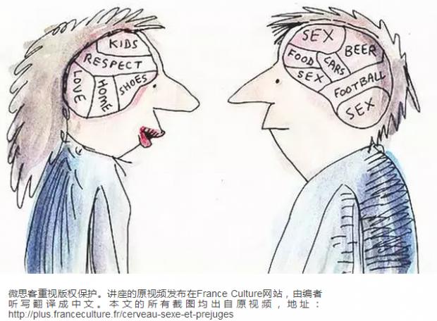 头脑、性别与偏见