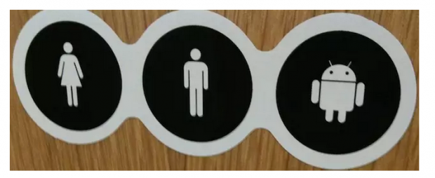 从谷歌学到的厕所文化