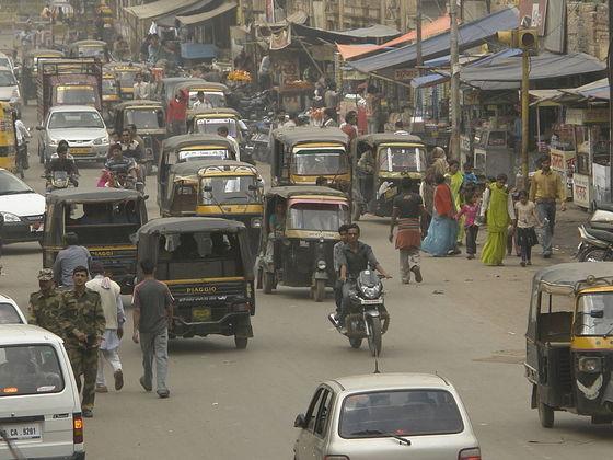 报告称印度小型城市的空气污染最为严重