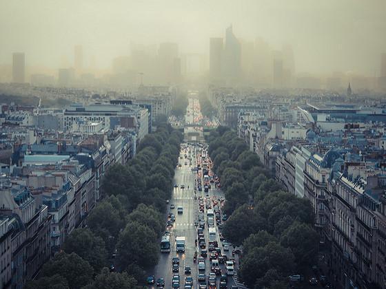 农业 —— 欧洲空气污染的元凶