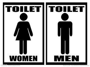 同性恋婚姻的下一步:厕所使用新规定