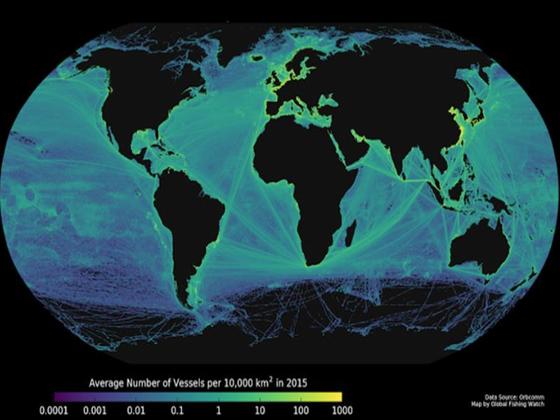 卫星与大数据如何帮我们守护海洋?
