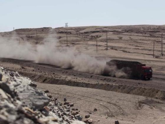 """新疆卡山自然保护区因开矿6次瘦身,曾被喻为""""观兽天堂"""""""