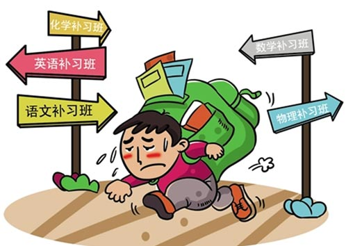 许多中国家长比孩子更需要教育
