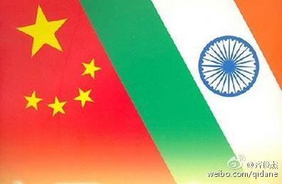 印度威胁中国经济?