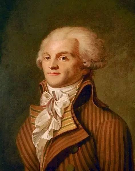 """罗伯斯庇尔的""""致命纯洁"""""""
