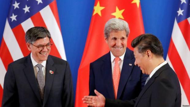 """增进互信才能建立""""中美新型大国关系"""""""