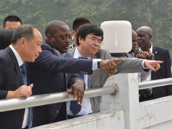 刚果(金)大因加水电站项目公然无视国际法