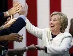 我在纽约见证希拉里的历史时刻 | 民主党竞选周记