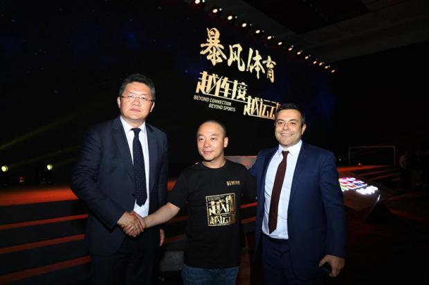 乐视捕蝉 暴风在后 贾跃亭开始为冯鑫打工?