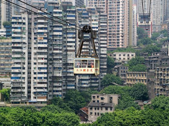 中国城市清理总造价将高达1万亿美元