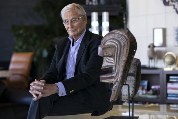 我不是一个亿万富翁:硅谷风投教父Thomas Perkins的传奇